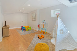 Rec Room (staged as playroom)