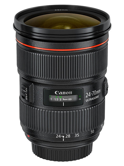 CANON L-SERIES 24-70MM F2.8