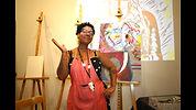 Ms Mercer Art Teacher of Oakland.JPG