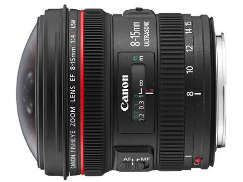 CANON L-SERIES 8-15MM F4