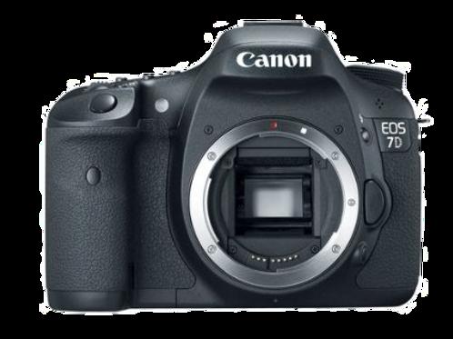 CANON 7D- EF MOUNT