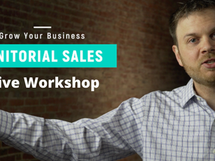 5 Components of a Successful Janitorial Sales Program