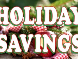 Janitorial Holiday Labor Savings Plan
