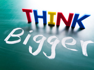 """Think """"Bigger Accounts"""" - The Key To Scaling Up Your BSC"""