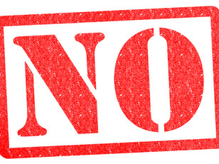 """5 Reasons To Say """"NO"""" To A Prospective Customer"""
