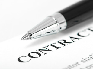 Janitorial Contracts Part 1 - Protect Yourself From Early Terminations