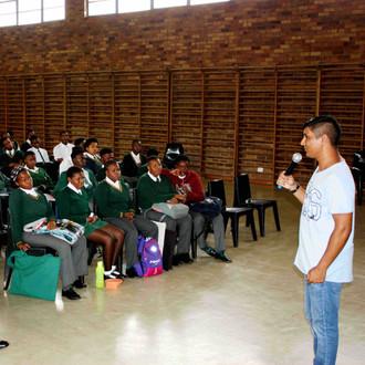 Jabulani Technical High School Visit
