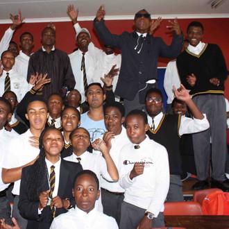 Orlando West High School Visit