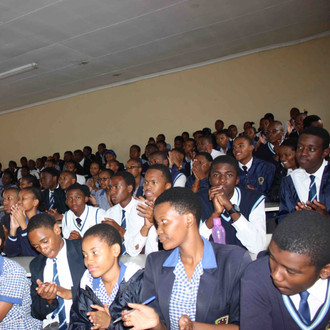 Immacalata High School Visit