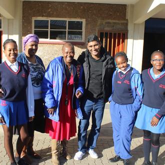 Aurora High School Visit