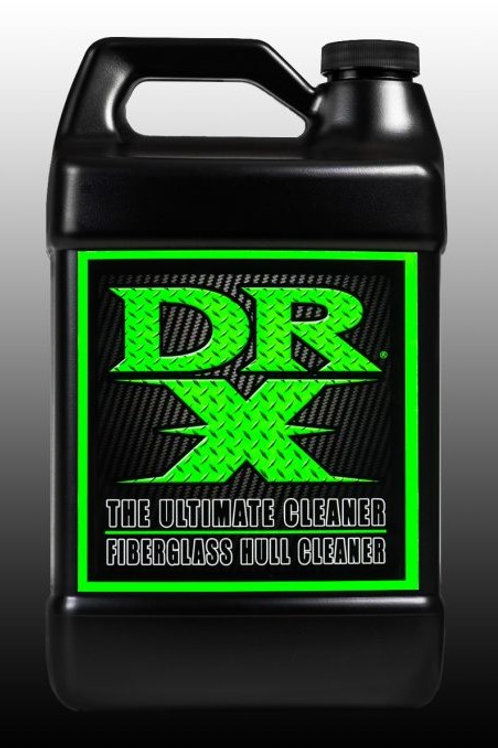 DR. X Fiberglass Hull Cleaner 1 US Gallon