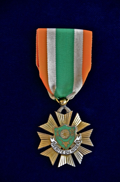 Cavaleiro da Ordem do Níger