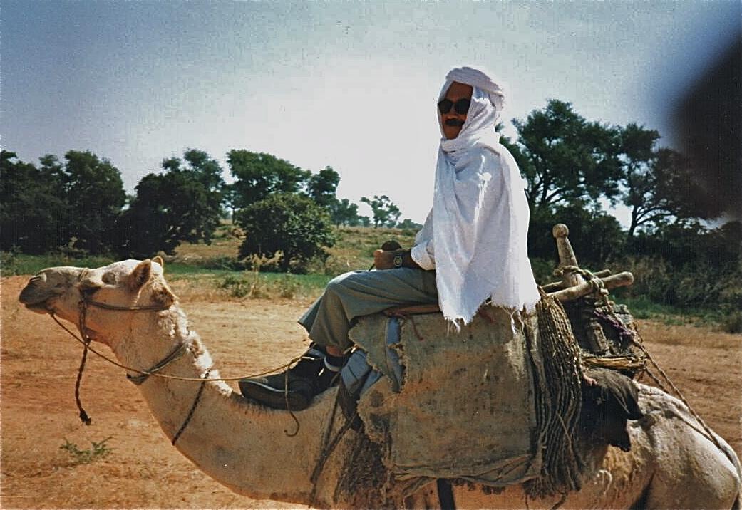 No Saara, Níger