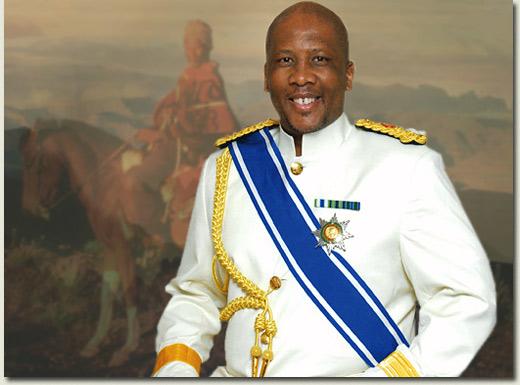 Rei do Lesotho