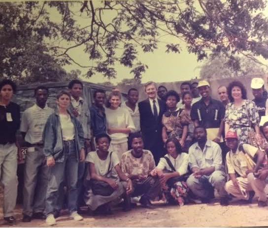 Eleições angolanas 1992