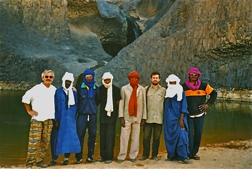 Saara, eleições no Níger 1998