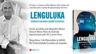 O Lenguluka em Luanda
