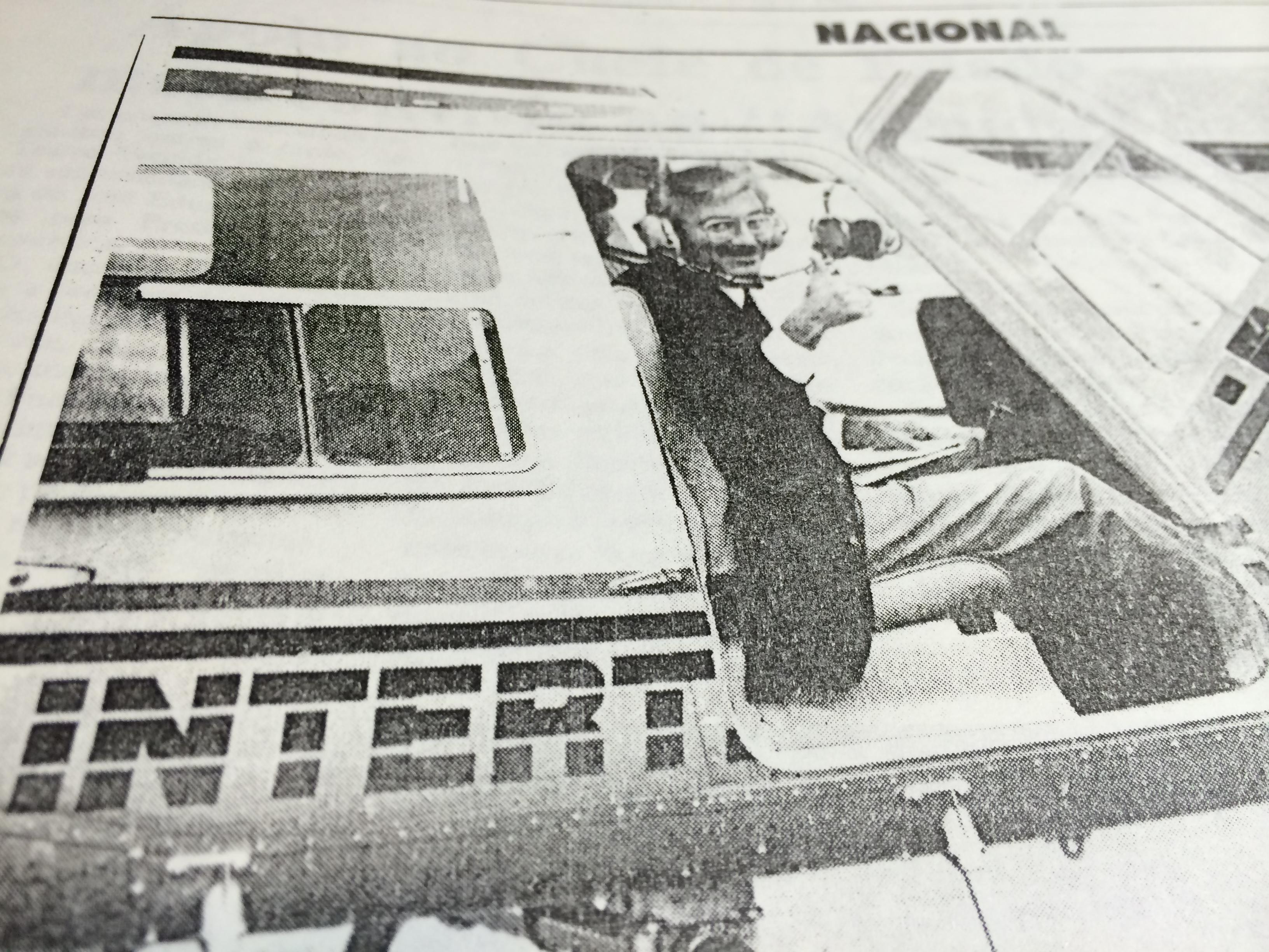 Voando para as eleições de 1992