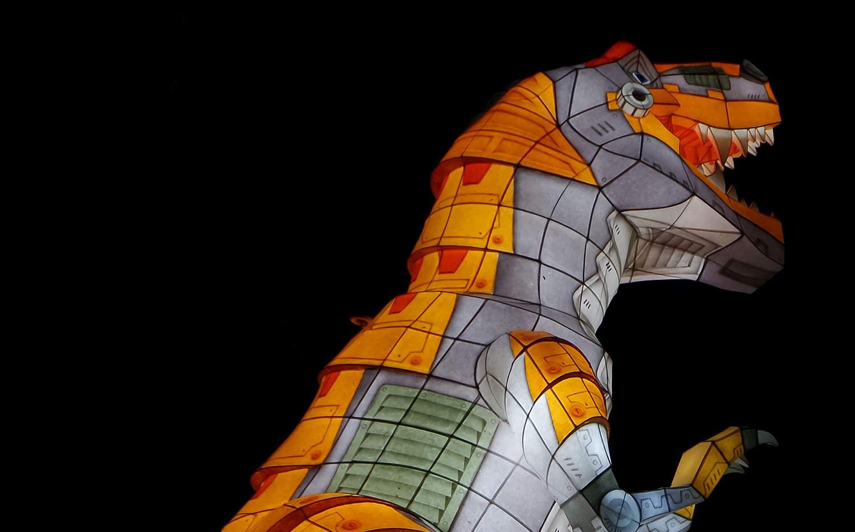 공룡(티라노사우루스)