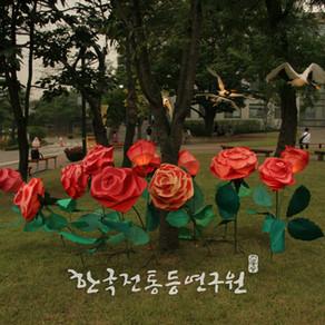성공회대 장미 공간연출(2006)