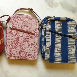 Bindaas messenger bag