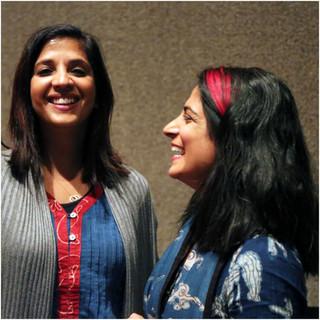 Collaboration with Sarah K Khan