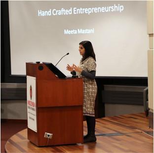 Presentation at WIsconsin School of Business, UW Madison