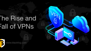 The Rise and Fall of VPNs