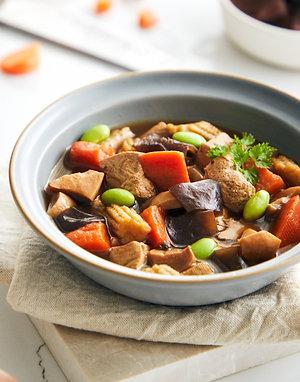 麻婆蔬食豆腐(三包入)