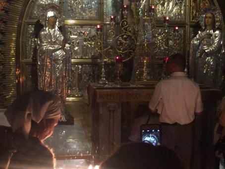 התקדמותו של צליין  or reflections on a pilgrimage 2