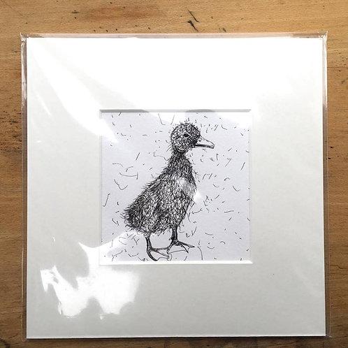 Ducking Standing