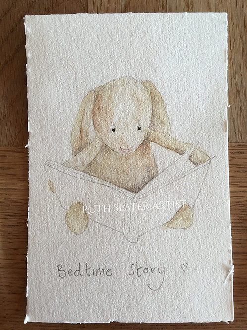 Bedtime Story Bunny May 7th