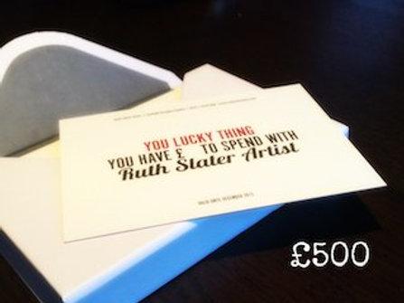 Gift Card £500
