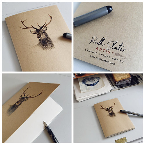 A5 Stag Notebook