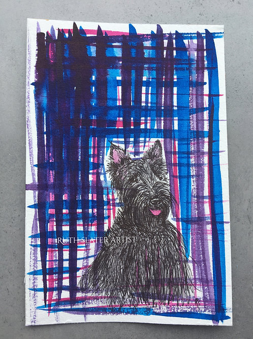Tartan Scottie Dog May 22nd