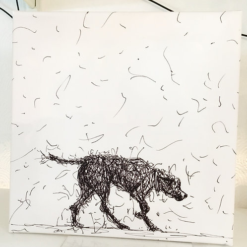 Walking Dog (Med)