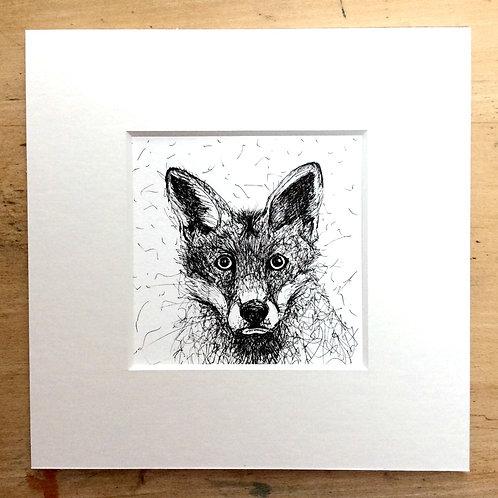 Solo Range Fox Print