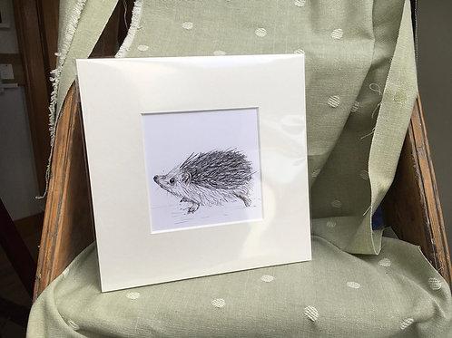 Mini Original Hedgehog