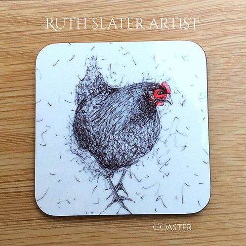 Chicken Coaster