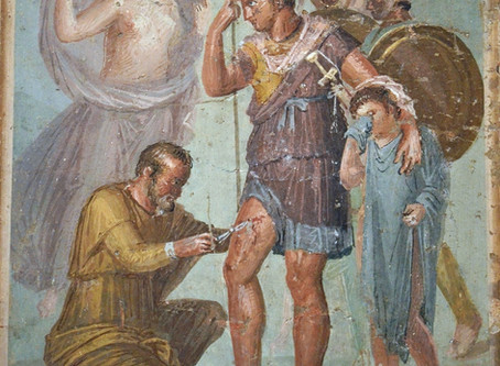 Ancient Physicians and Health Care