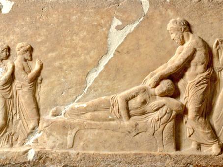 Asklepios, Gracious Savior and Healer