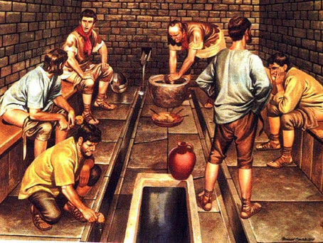 Sickness in the Roman world