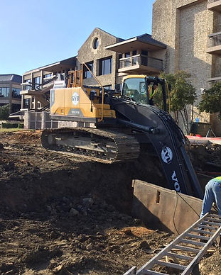 Syb Construction Paving Amp Utility Work In The Dfw Metroplex