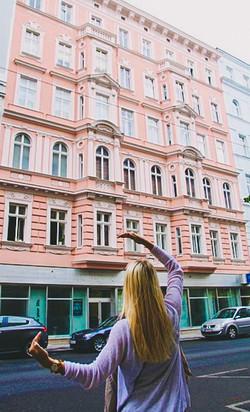 Emilie in Vienna