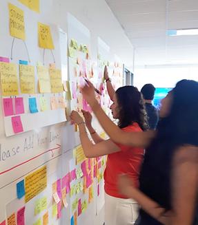 Collaborative Ideation Process