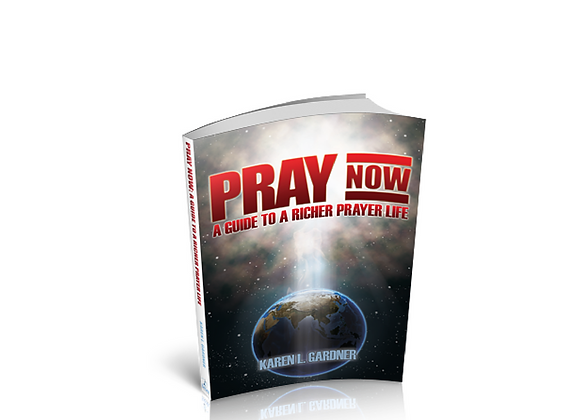 Pray Now Soft Cover Book plus Shipping & Handling