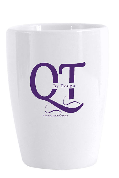 QT by Design Mug 15 OZ.