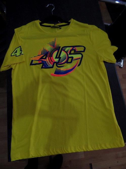 -50% sur le stock t-shirt homme vr46