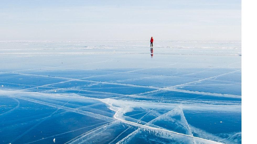 Зимний Байкал