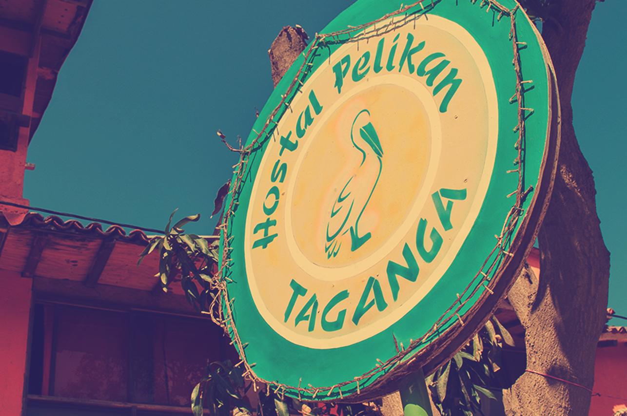 Hostal Pelikan taganga 11